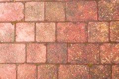 Block, der Hintergrund pflastert Lizenzfreies Stockbild