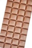 Block der Schokolade Lizenzfreie Stockfotos