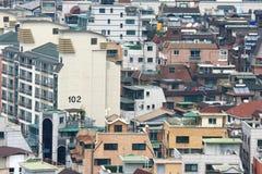 Block der Wohnung Lizenzfreie Stockfotografie