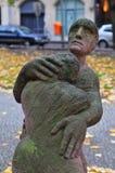 Block des Frauen-Denkmals - Berlin, Deutschland Lizenzfreie Stockfotos
