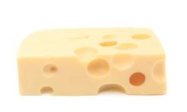 Block des Käses Lizenzfreies Stockbild