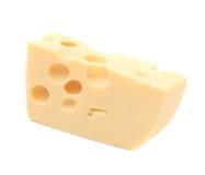 Block des Käses Stockbild