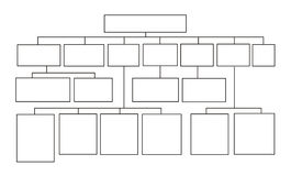 Block diagram, background Stock Images