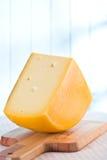 Block of edam cheese Stock Image