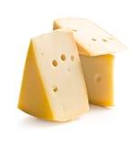 Block of edam cheese Stock Photography