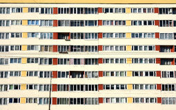Block of flats. In Saint Petersburg Russia Stock Image