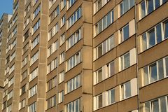 Block of flats Royalty Free Stock Photo