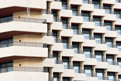 Block of flats Stock Photography