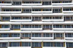Block flats Royalty Free Stock Images