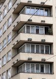 Block of flats Royalty Free Stock Photography