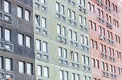 Block of flats. Stock Photo