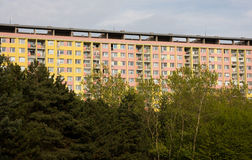 Block of flats Stock Images