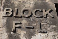 Block Florida Lizenzfreie Stockbilder
