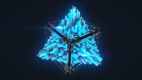 Block-Geschäft vektor abbildung