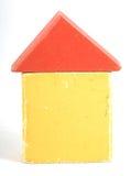 Block-Haus Lizenzfreie Stockfotografie