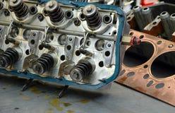 Auto engine Stock Photo