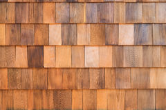 Block-Holz-Veränderungs-Wand-Beschaffenheits-Hintergrund Stockfotografie