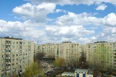 block houses Στοκ Εικόνες