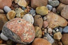 Block-Insel schaukelt 34 Stockfotografie