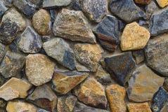 Block-Inselfelsenwand 2 Lizenzfreie Stockfotos