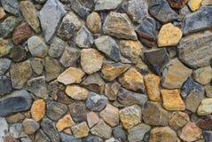 Block-Inselsteinwand Lizenzfreie Stockfotografie