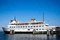 Block Island Ferry Royalty Free Stock Photography