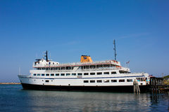 Block Island Ferry Royalty Free Stock Images