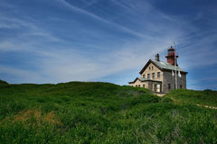 Block Island North Light Stock Images