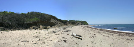 Block Island Rhode Island Panoramic Stock Images