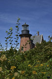 Block Island Southeast Lighthouse Stock Image