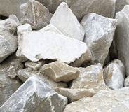 Block of marble Royalty Free Stock Photography