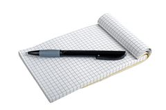 Block Notes Stock Images
