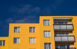 Free Block Of Flats Royalty Free Stock Photography - 8631547