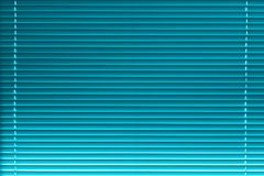 Block-out pleated blind. Chick pattern Royalty Free Stock Images