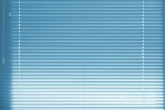 Block-out pleated blind. Chick pattern Royalty Free Stock Photography