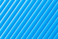 Block-out pleated blind. Chick pattern Stock Photography