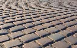 Block pavement Royalty Free Stock Image