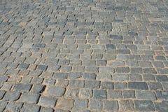 Block pavement Stock Photo