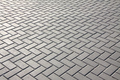 Block pavement background Stock Photo