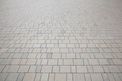 Block pavement background Stock Photos