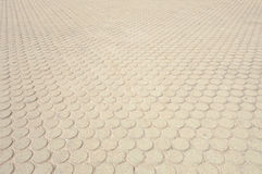 Block pavement background Stock Photography