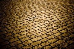 Block pavement Royalty Free Stock Photos
