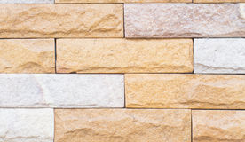 Block rock background inside of house Stock Photos