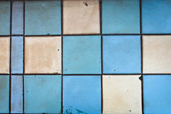 Block square patten Stock Images