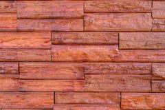 Block-Steinwand-Hintergrund Lizenzfreies Stockbild