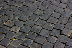 Block Stone Floor Royalty Free Stock Image