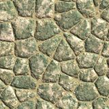 Block stone pattern Royalty Free Stock Photos