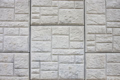 Block Stone Wall Stock Photo