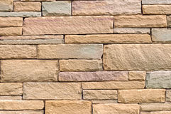Block Stone Wall Background Stock Photos