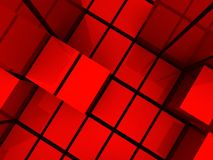 Block structure Stock Image